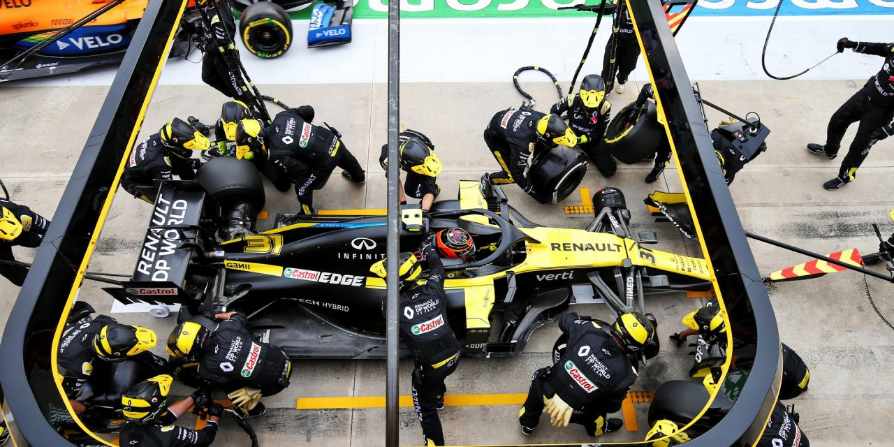Renault apologises to Ocon after fourth technical failure · RaceFans