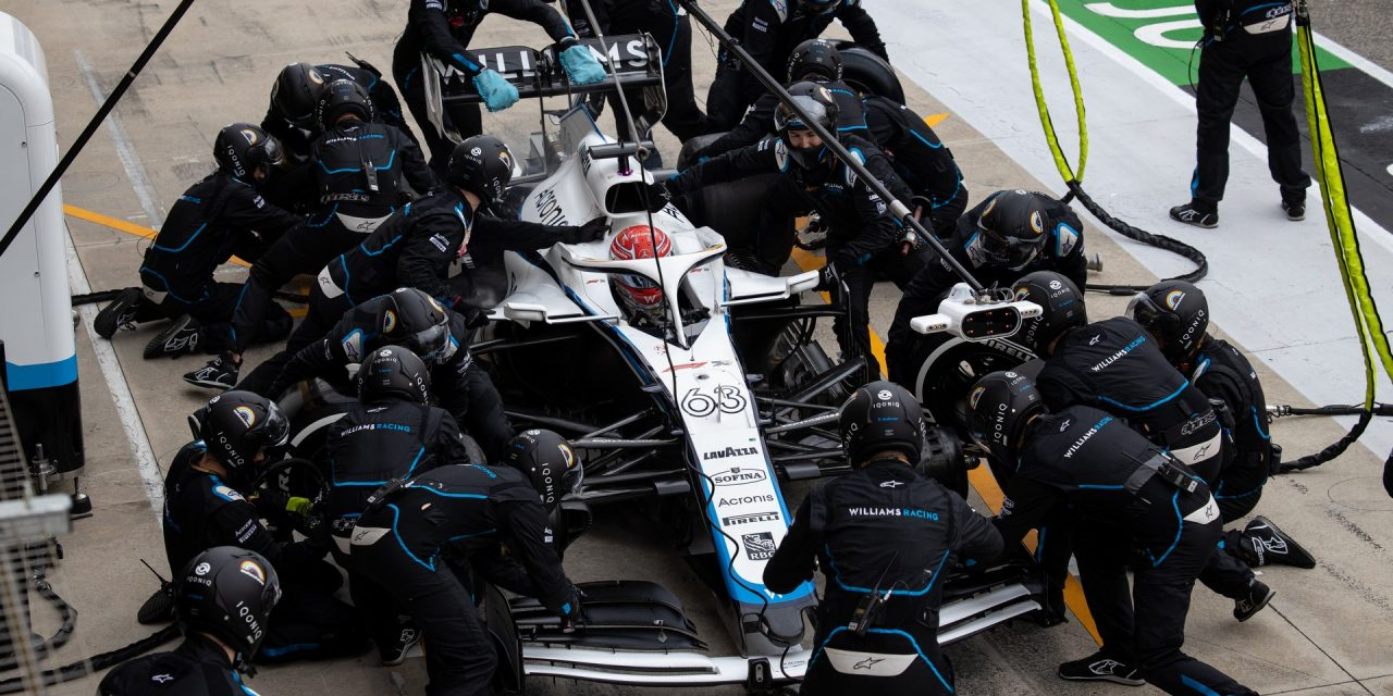 Covid-19 cases lead to personnel changes at Williams for Turkish GP · RaceFans