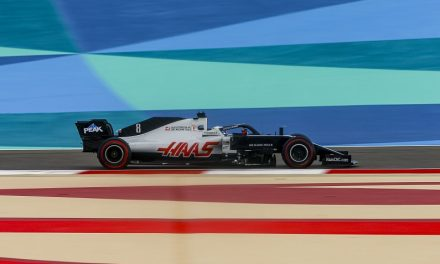 Bahrain GP red-flagged after Grosjean fireball crash on opening lap – F1