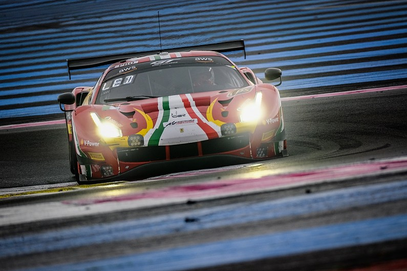 Paul Ricard GTWCE: AF Corse strategy gamble earns Endurance Cup title – GT