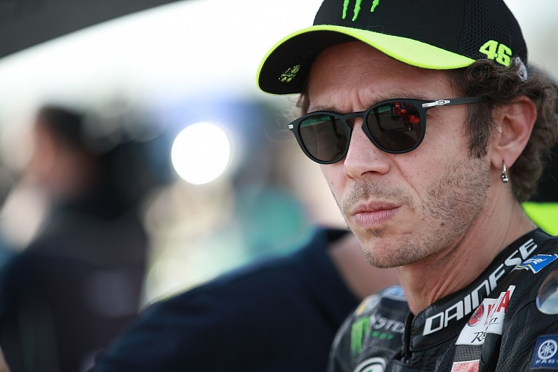 Rossi cleared to race in MotoGP Valencia GP after COVID scare – MotoGP