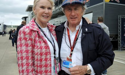 Motorsport Tickets partner with Sir Jackie Stewart to support Race Against Dementia – Motorsport Network