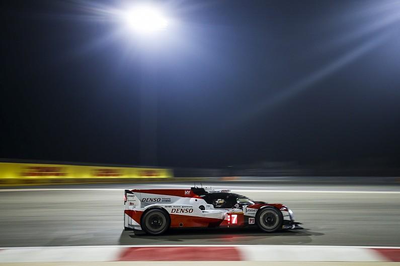 Bahrain WEC: Conway, Lopez secure pole position for #7 Toyota in title decider – WEC