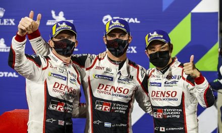 Bahrain WEC: Conway, Kobayashi and Lopez win to clinch final LMP1 title – WEC