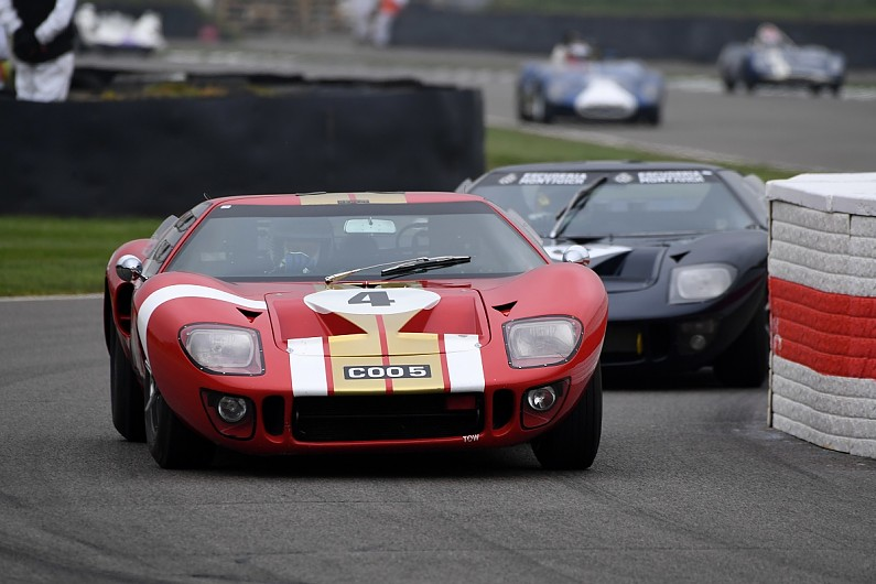 Two one-make Ford GT40 races to be staged in 2021 – Historics