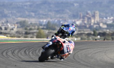 "Mir's sophomore MotoGP year ""an example"" for Marquez – MotoGP"