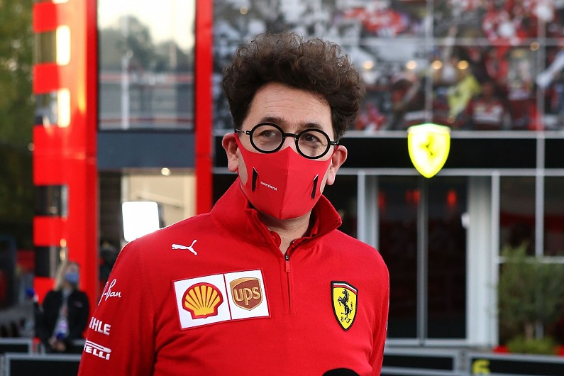 Binotto: Improvements in Ferrari form show further gains possible in 2021 – F1