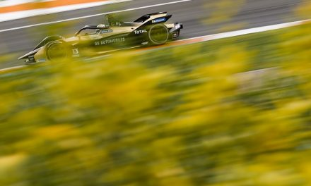 Reigning FE champion Da Costa tops second morning of pre-season test – Formula E