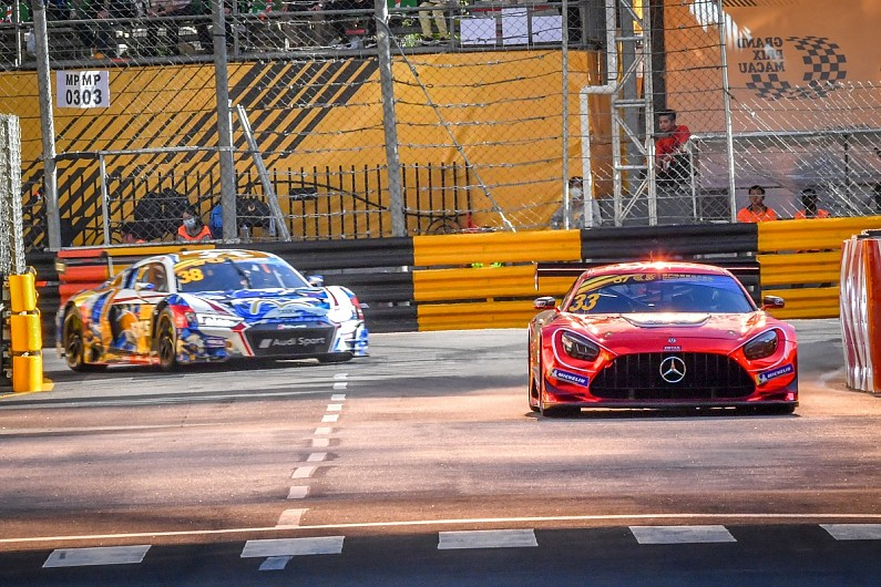 Ye dominates red-flagged Macau GT Cup – GT
