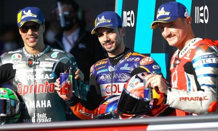"Oliveira can't be ""too optimistic"" about home MotoGP win chances – MotoGP"
