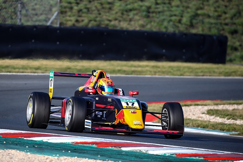 """Too early"" to predict success for Red Bull juniors in Formula 3 – F3"