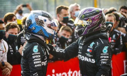 "Hamilton hails Mercedes' ""unbelievable"" seventh F1 constructors' title – F1"