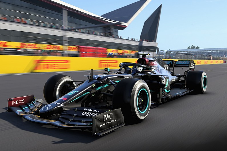 F1 video game developer Codemasters in $973m buyout offer – Other