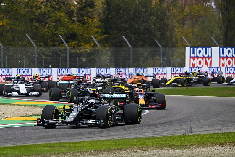 F1 makes $104m loss as income recovers due to late start – F1