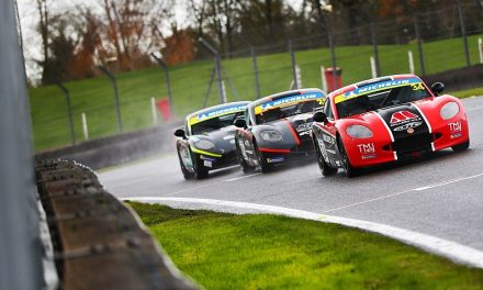 Lebbon claims crown on weekend of BTCC support title deciders – National