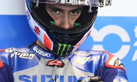 """Rins will keep """"chipping away"""" until MotoGP title hopes end – MotoGP"""