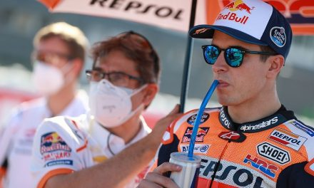 "Marquez's wrist ""was sleeping"" during Valencia GP – MotoGP"