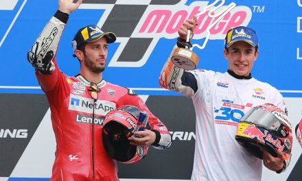 Dovizioso: Missed MotoGP titles in 2017-2019 don't feel like a loss – MotoGP
