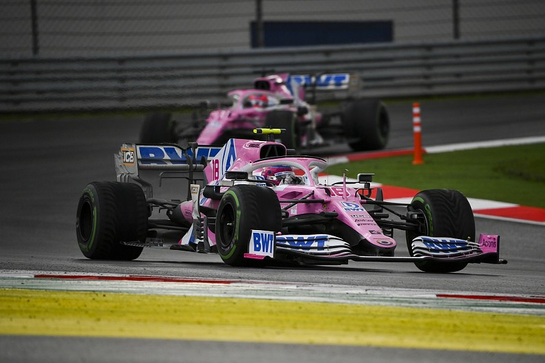 Perez: No F1 team orders at Racing Point when leading Turkish GP – F1