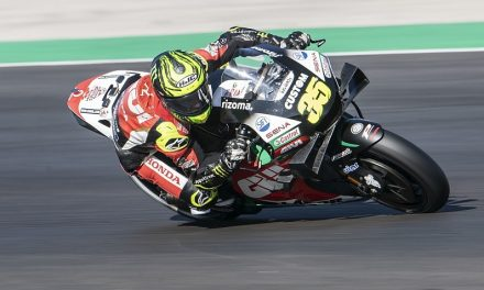 "Crutchlow ""put it on the line"" for final MotoGP qualifying in Portugal – MotoGP"