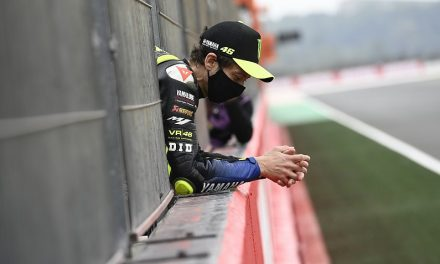 "Rossi ""didn't expect"" COVID-19 to affect MotoGP so much – MotoGP"