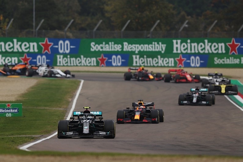 10 things we learned from the F1 Emilia Romagna Grand Prix – F1