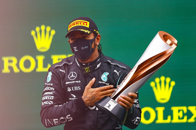 Video with Paddy Lowe: Has Hamilton silenced the F1 car vs driver debate? – F1