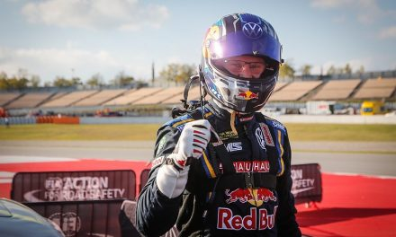 Kristoffersson crowned World Rallycross champion with final round cancelled – World Rallycross