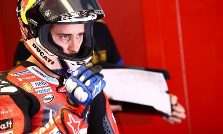 "Dovizioso ""happier than some"" with his Ducati MotoGP achievements – MotoGP"