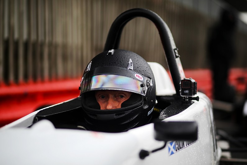 Formula Ford driver Turner has legs amputated after Walter Hayes crash – National