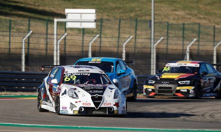 Vernay, Azcona and Bjork score first WTCR wins of 2020 at Aragon – WTCR