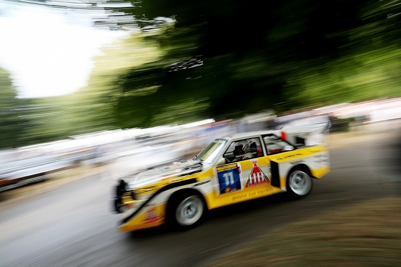 Autosport names Audi Quattro as greatest rally car in 70th Anniversary issue – Autosport Magazine