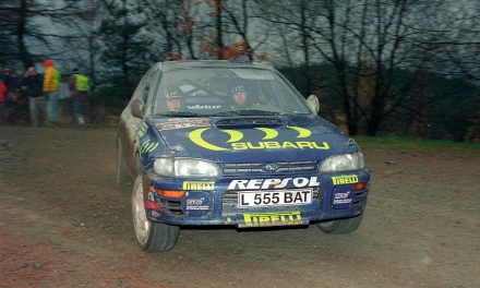 Colin McRae WRC documentary to be released – WRC