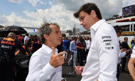 Wolff took Prost's advice to avoid Senna-like F1 rivalry issues at Mercedes – F1