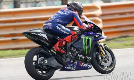 Jorge Lorenzo in MotoGP test rider talks with Aprilia? | MotoGP