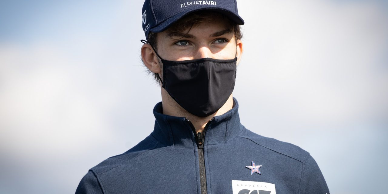 "Gasly sure Honda will ""give everything until the last race"""