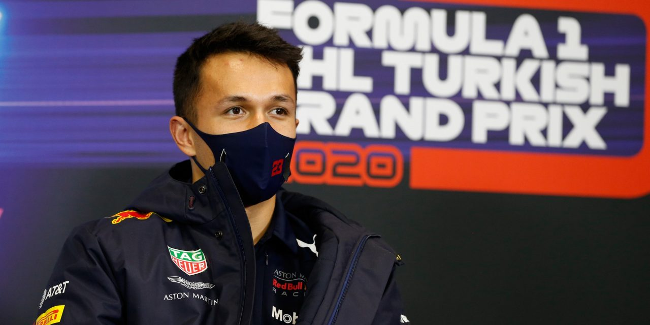 Red Bull could decide on Albon's future after last race of season · RaceFans