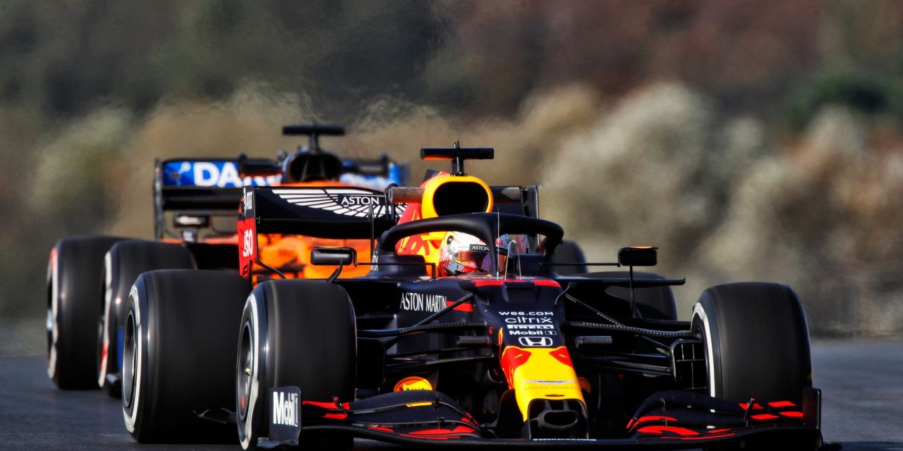 Verstappen quickest but very slippery track slows lap times by 10 seconds · RaceFans