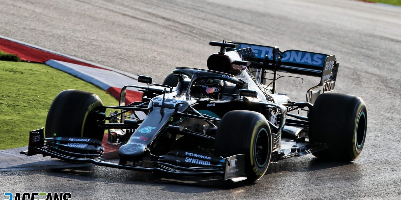 "Hamilton says new surface has spoiled ""fantastic"" Istanbul · RaceFans"