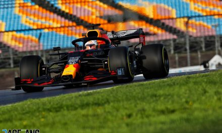 Verstappen stays ahead as lap times tumble in second practice · RaceFans