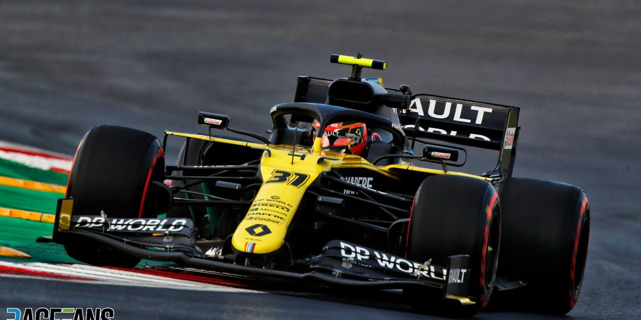 RaceFans Round-up: Hotter venues will suit Renault better in final races