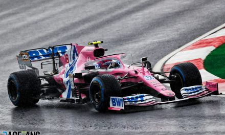 Shock pole for Stroll in rain-hit Istanbul qualifying · RaceFans