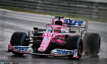 Perez says Giovinazzi ruined his final qualifying lap · RaceFans