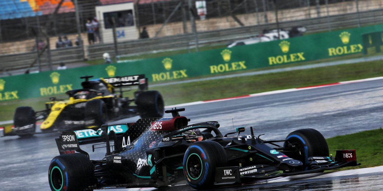 2020 Turkish Grand Prix F1 championship points