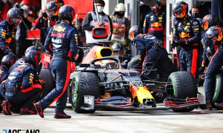 "Verstappen hopes he never experiences ""super-frustrating"" Turkish GP conditions again · RaceFans"