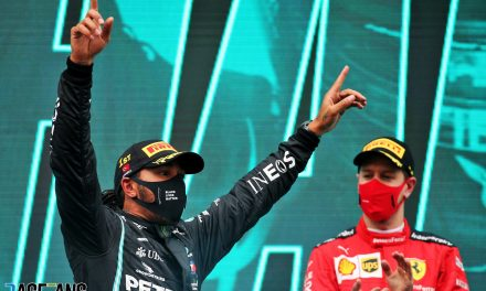 Hamilton spoke to Ferrari about F1 drive but 'our positions have never aligned' · RaceFans