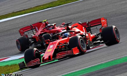 Could Ferrari pull off a face-saving shock in the final three races? · RaceFans