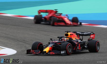 Verstappen leads Mercedes pair in final practice at Bahrain · RaceFans