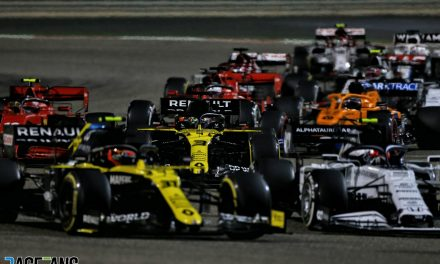 Vote for your 2020 Bahrain Grand Prix Driver of the Weekend · RaceFans