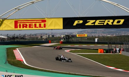 RaceFans Round-up: Istanbul not as hard on tyres as Silverstone